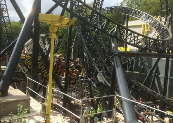 the smiler accident