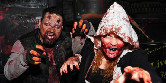 zombie experience 1