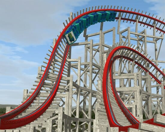 Kentucky Kingdom Adding A New Roller Coaster
