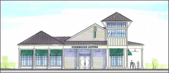 Carowinds Carolina Harbor Starbucks