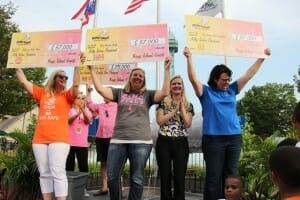 Kings Island Kicks Cancer campaign raises $171,000.00!