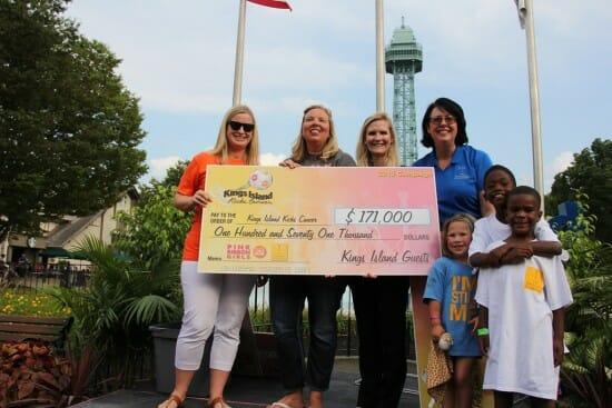Kings Island Kicks Cancer