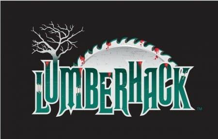 Lumberhack dark logo