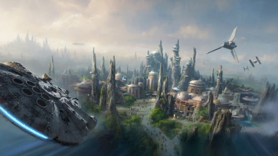 Star Wars Land III