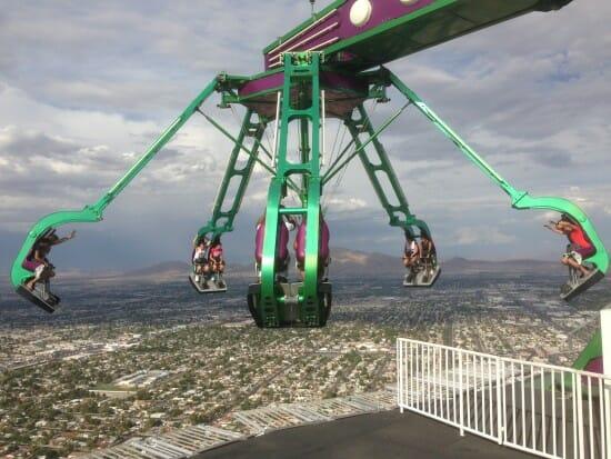 Stratosphere thrills factor