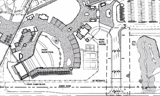 carowinds water park blueprint 2
