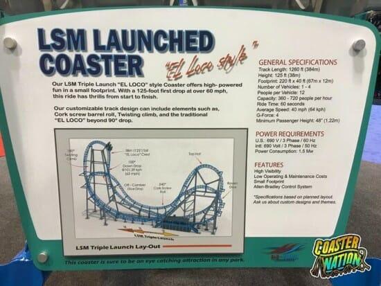 galeforce coaster blueprint