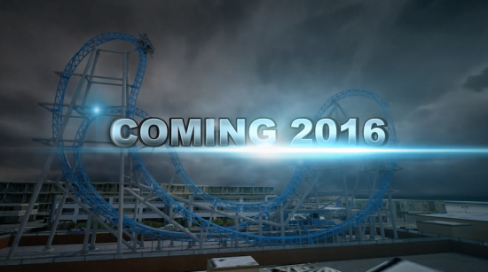 Playland's Castaway Cove Announces New Roller Coaster