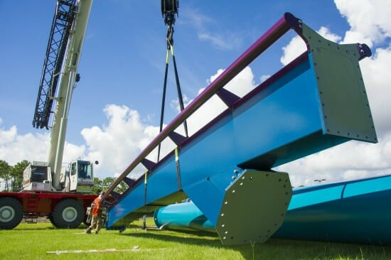 First Pieces of SeaWorld's New Roller Coaster Have Arrived in Orlando! #Makosighting