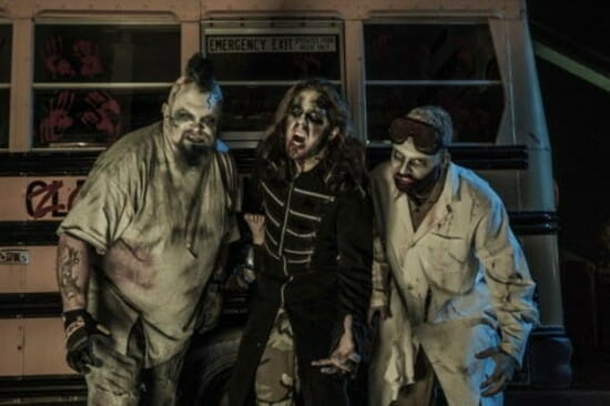Cedar Point Haunt at HalloWeekends II