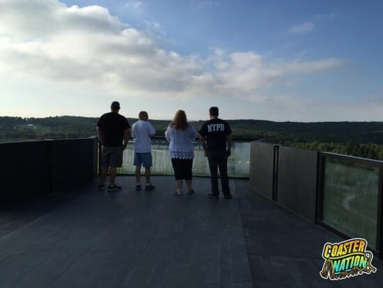 Flight 93 Balcony Observation