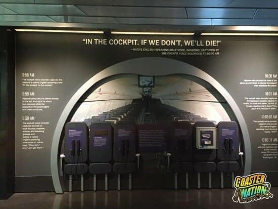 Flight 93 Cockpit Exhibit