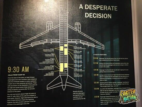 Flight 93 Decision Sign