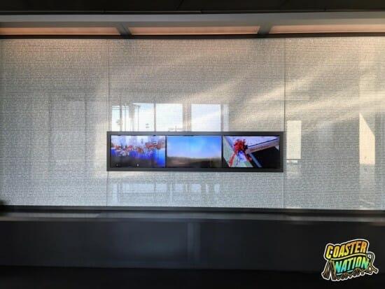 Flight 93 Digital Display