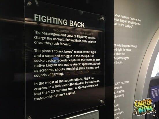 Flight 93 Fighting Back Sign