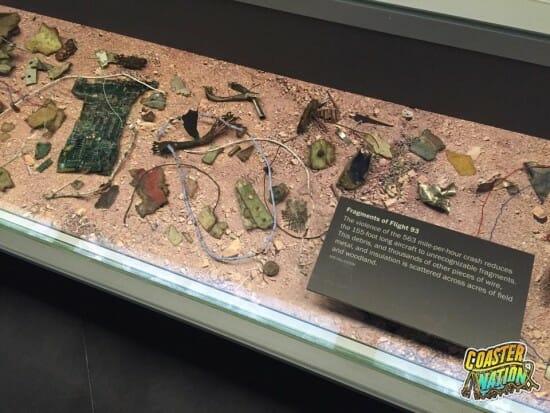 Flight 93 Fragments