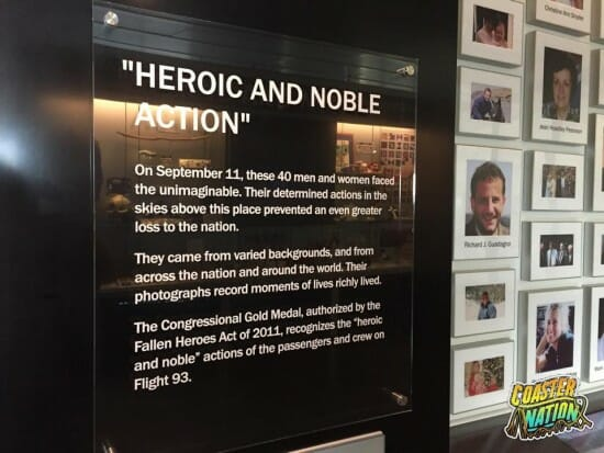 Flight 93 Heroic & Noble Sign