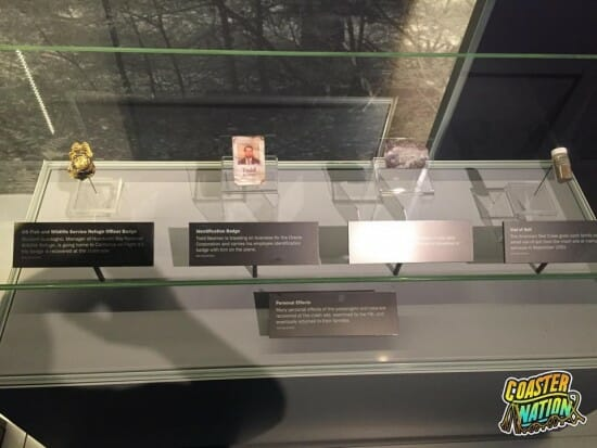 Flight 93 Personal Items