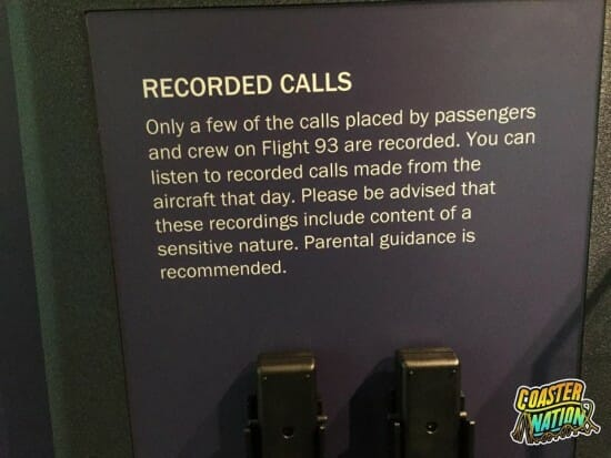 Flight 93 Recorded Calls
