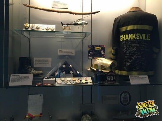 Flight 93 Shanksville Exhibit II