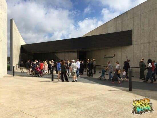 Flight 93 Visitors Center