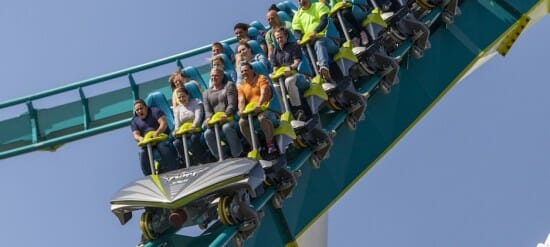 Fury 325 Off-Ride