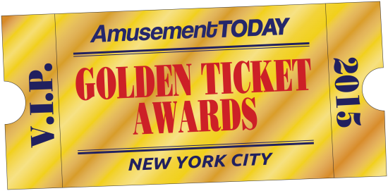 Golden Ticket 2015 NYC