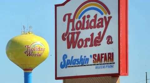Holiday World and Splashin Safari