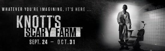Knotts Scary Farm Logo