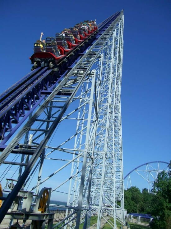 Millennium_Force Cedar Point