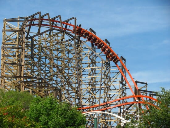 Six Flags Great America Goliath