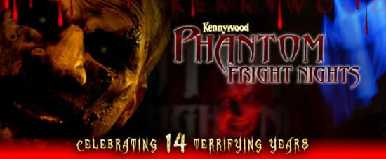 kennywood phantom fright nights 14
