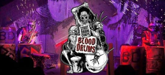 kings island blood drums halloween haunt