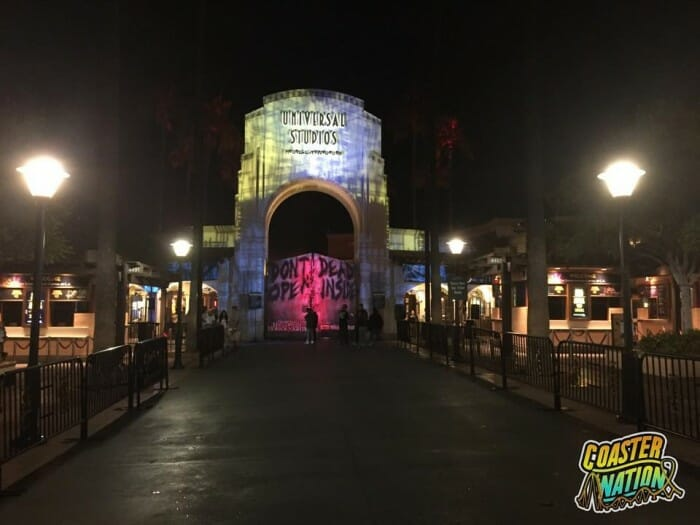 The Sights & Frights of Universal Studios' Halloween Horror Nights!