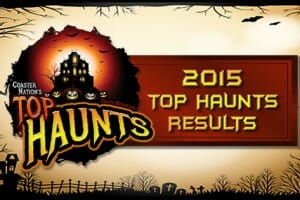Top 31 Haunted Attractions 2015