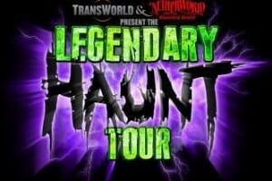 TransWorld Reveals Location For 2016 Legendary Haunt Tour