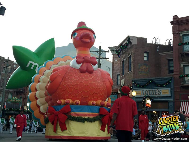 macys holiday parade turkey