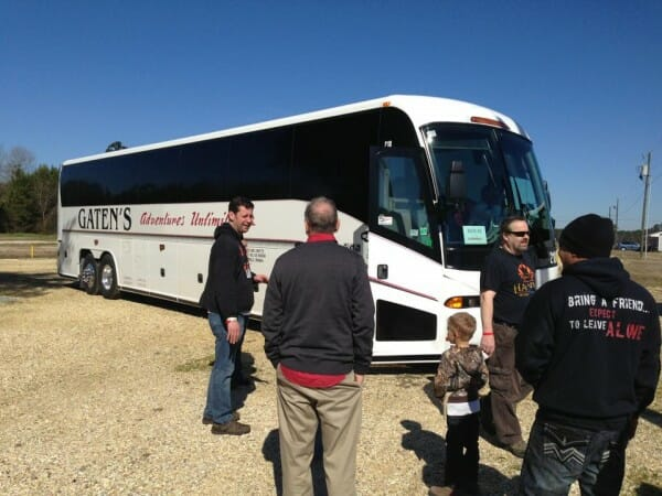 hauntcon bus