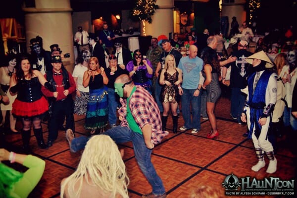 hauntcon dancing