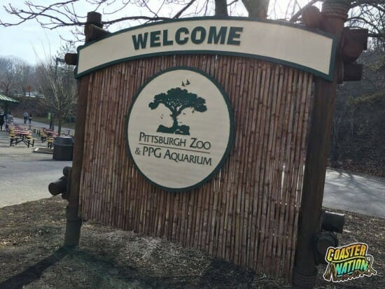 pittsburgh zoo sign
