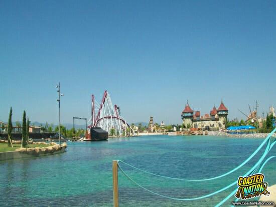 rainbow magicland lagoon