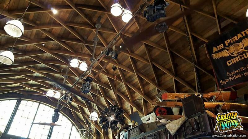 hangar bar 9