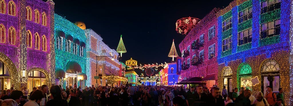 Emotional Ending To Disney's Osborne Family Spectacle of Dancing ...