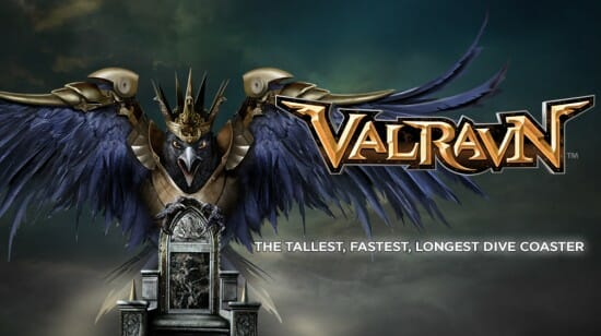 Valravn website logo