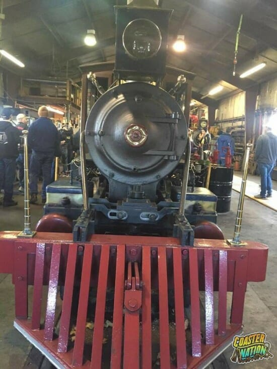 WCO Train