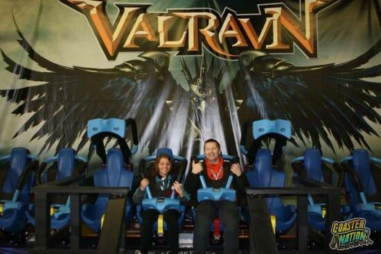 WCO Valravn Seats