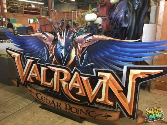 WCO Valravn Sign
