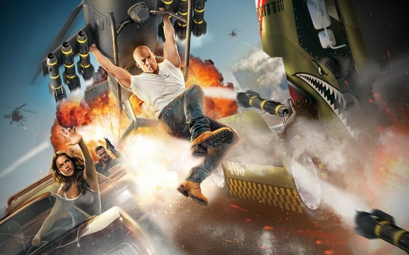 Fast-and-Furious supercharged orlando