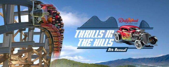 Thrills in the Hills logo