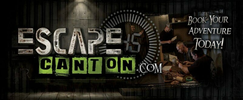 escape canton graphic